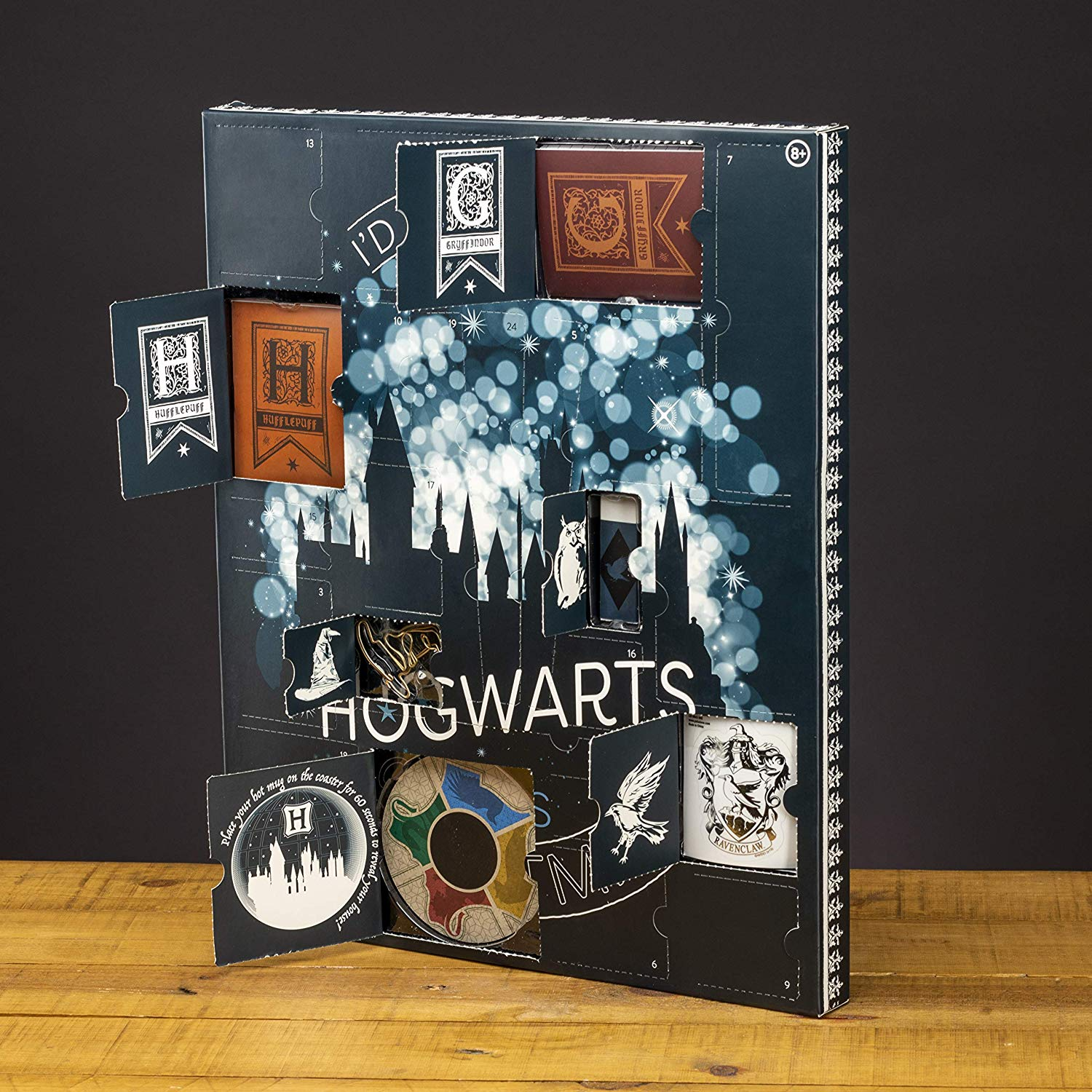 Harry Potter Hogwarts adventskalender 2019