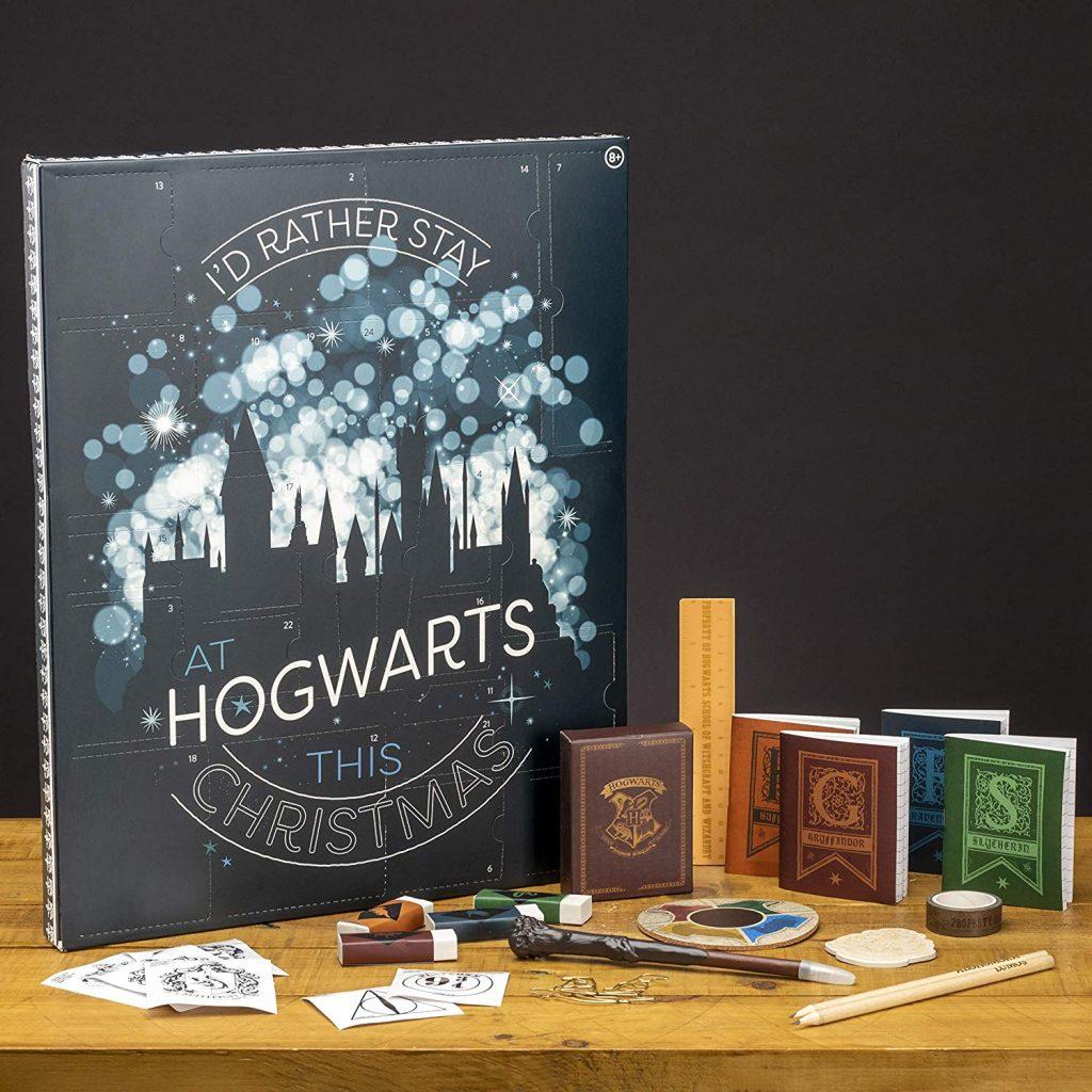Harry Potter Hogwarts adventskalender 2019