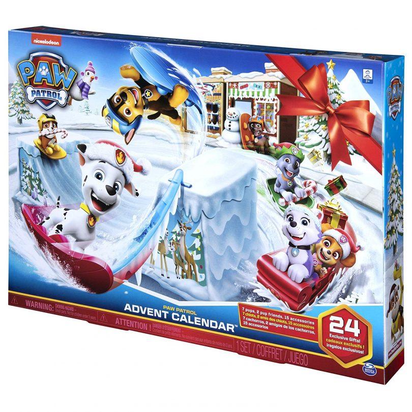 Lego Weihnachtskalender 2019.Hoe Leuk De Enige Echte Paw Patrol Adventskalender