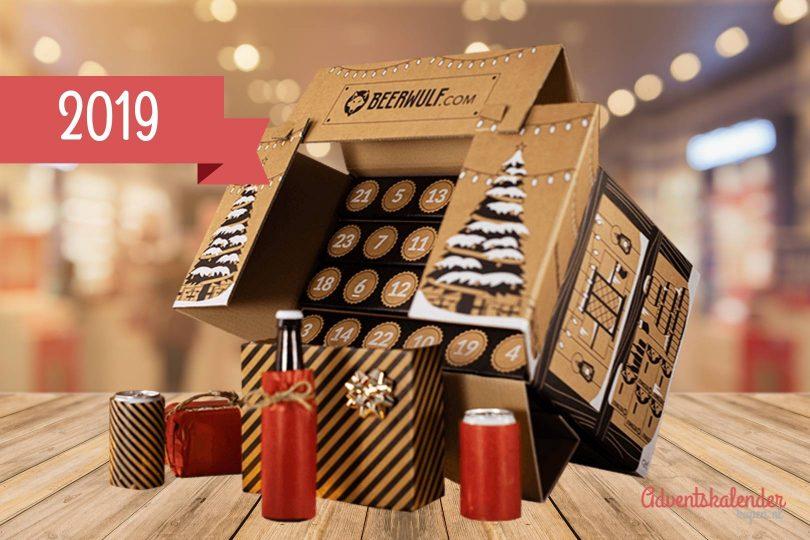 Bier Weihnachtskalender.Bier Adventskalender Voor Mannen Beerwulf Kalender 2019 Review