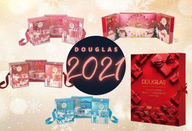 Douglas adventskalender 2021 overzicht