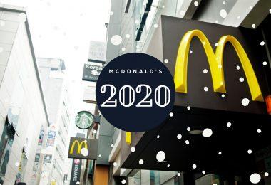 Mcdonalds Adventskalender 2021