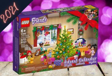 Lego Friends adventskalender 2021 - 41690