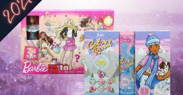 Barbie adventskalenders 2021
