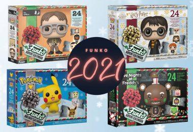 Funko pop adventskalenders 2021