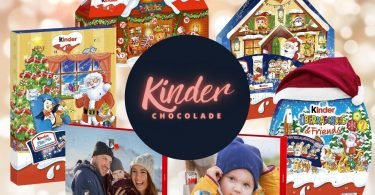 kinder chocolade adventskalender 2021 overzicht